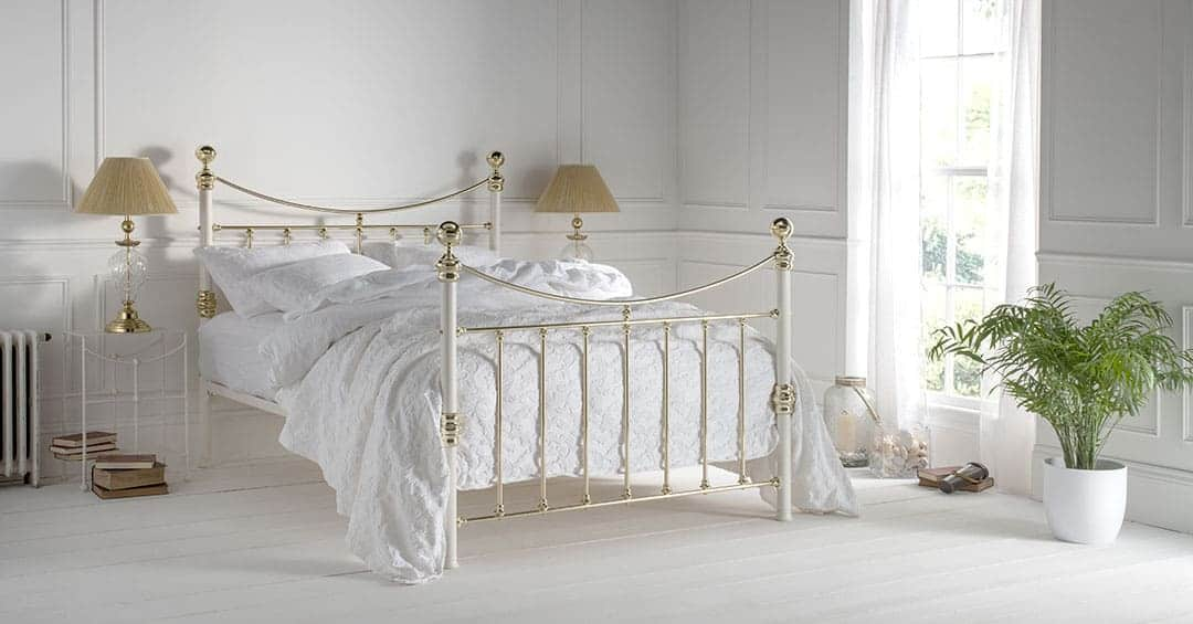 Elizabeth Brass Bed