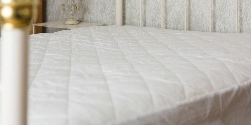 british wool mattress protector