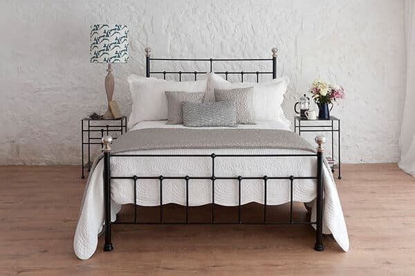 sophie iron bed