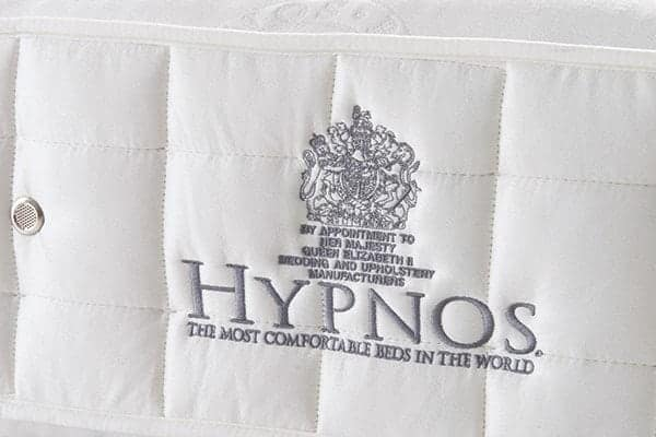 Hypnos Mattresses | Embroided Logo