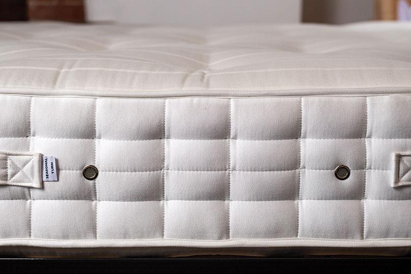 hypnos orthos elite alpaca side stitching mattress
