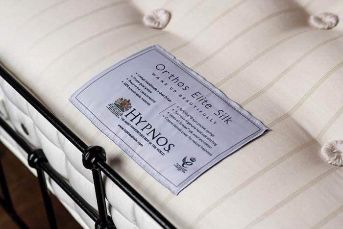 hypnos orthos elite silk mattress