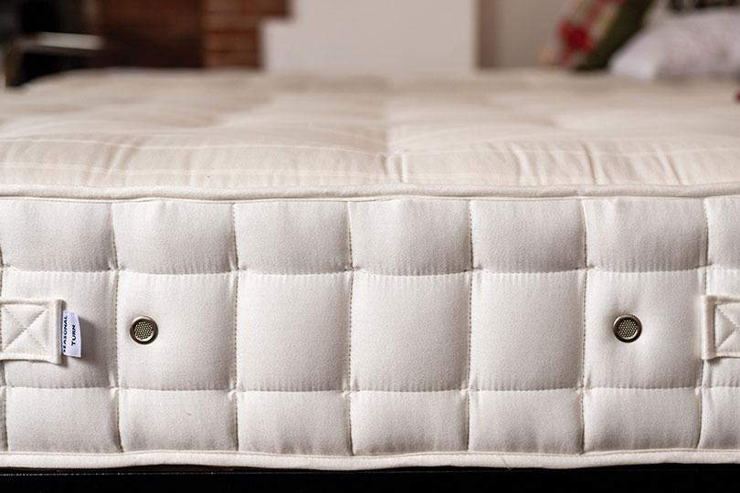 hypnos orthos elite silk side stitching mattress