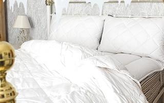 Hypnos mattress close up