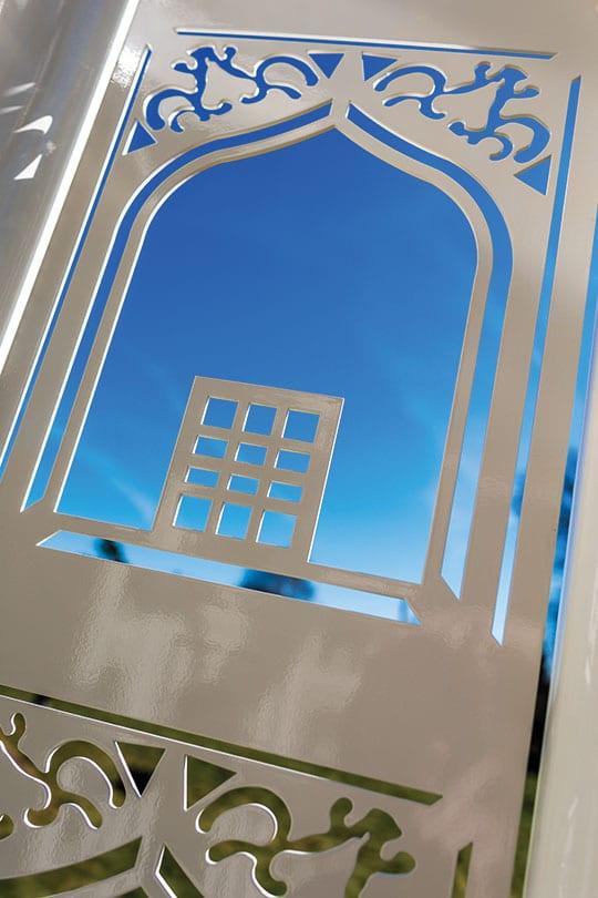 bespoke laser cutting