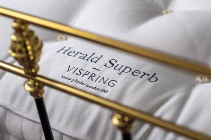 vispring herald mattress