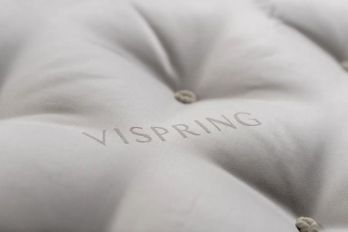 vispring mattress ticking