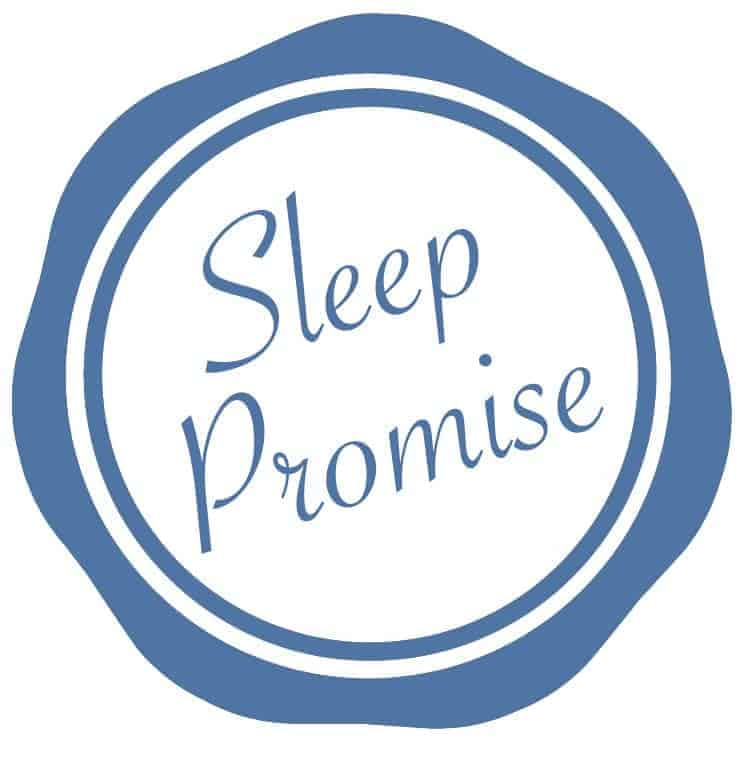 iron bed sleep promise