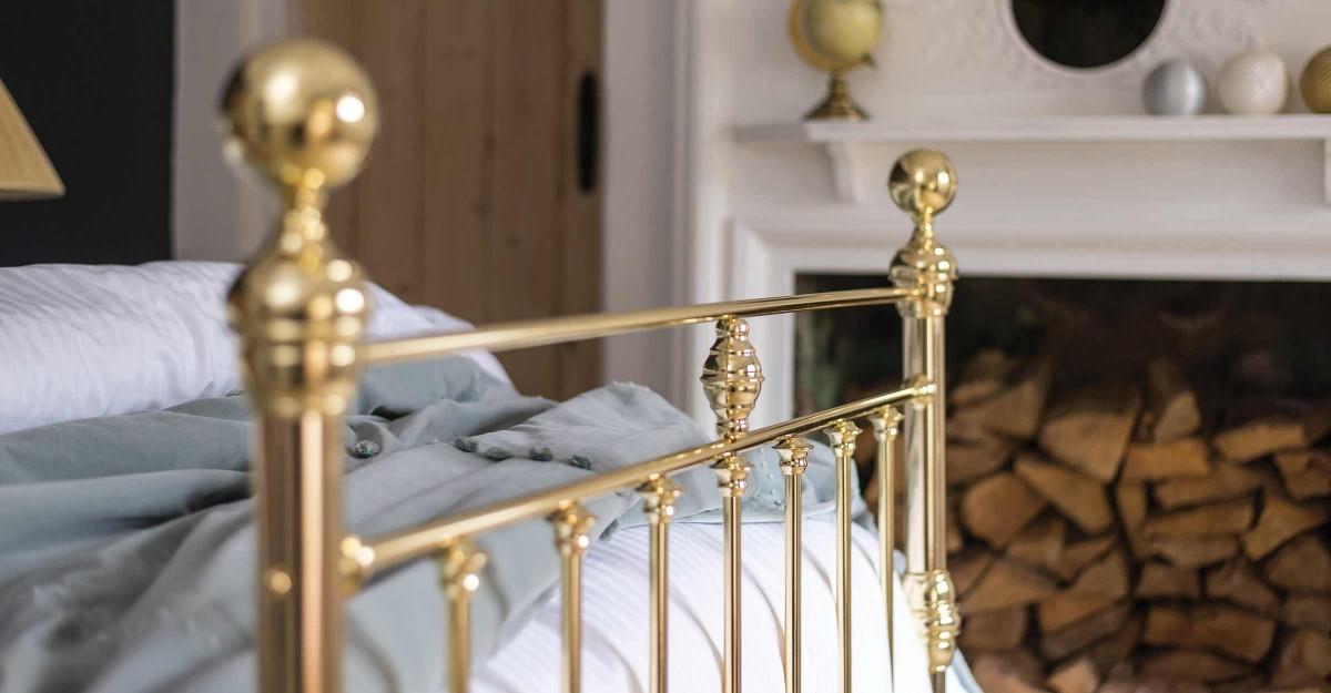 Arthur Brass & Nickel Beds