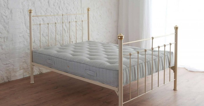 alpaca pocket sprung mattress