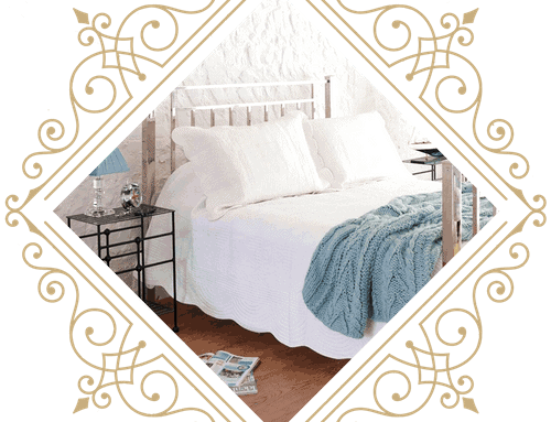 Contemporary Iron, Brass & Nickel Beds