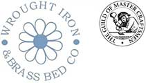 Wrought Iron & Brass Bed Co Logo