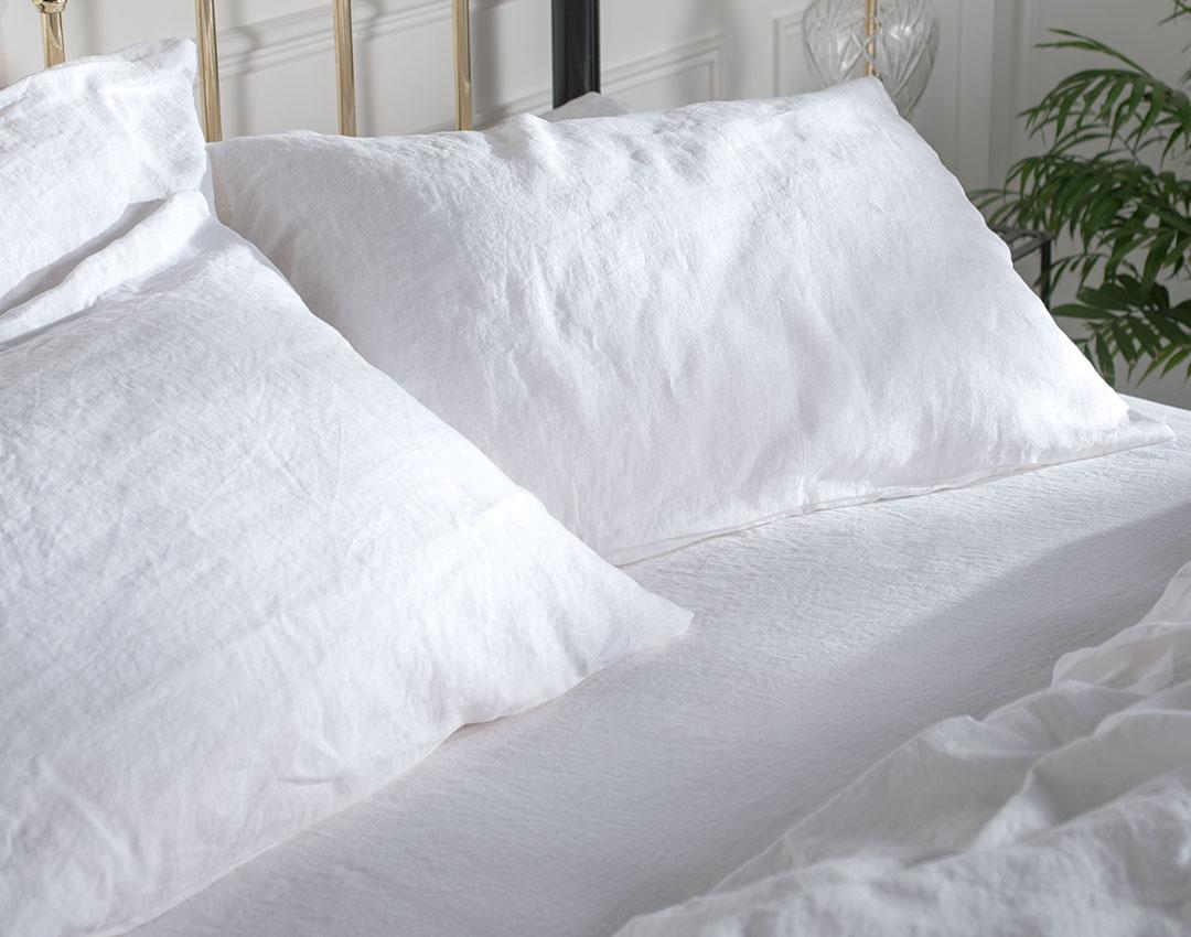 piglet in bed linen pillowcases