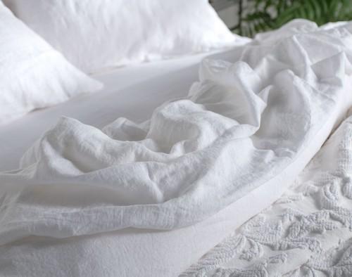 piglet in bed linen flat sheet